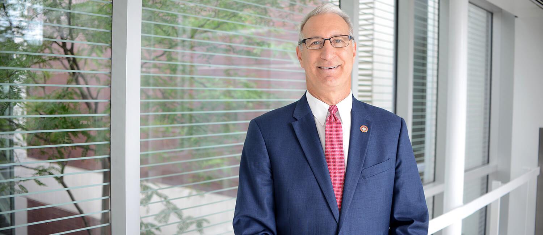 Dr. Andrew Hoffman, Penn Vet's New Dean