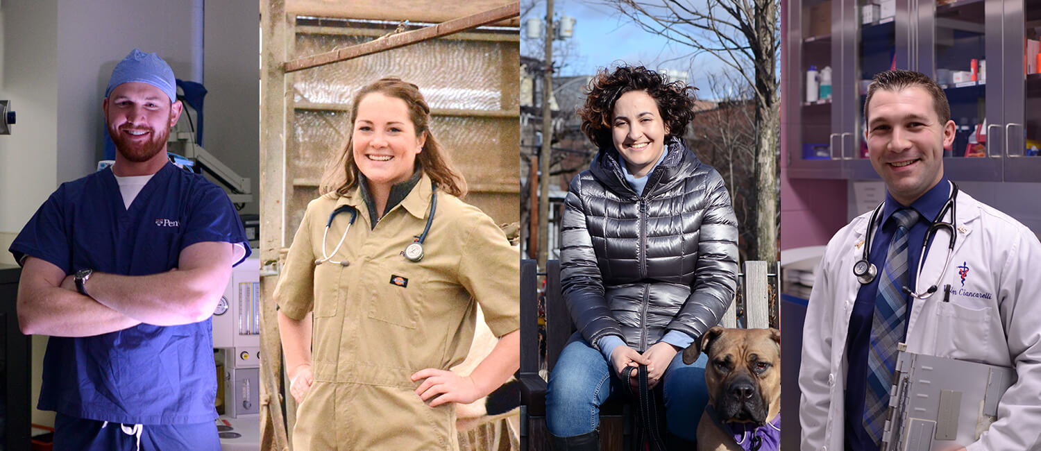 Penn Vet students think broadly about the world and how they can influence it for the better.