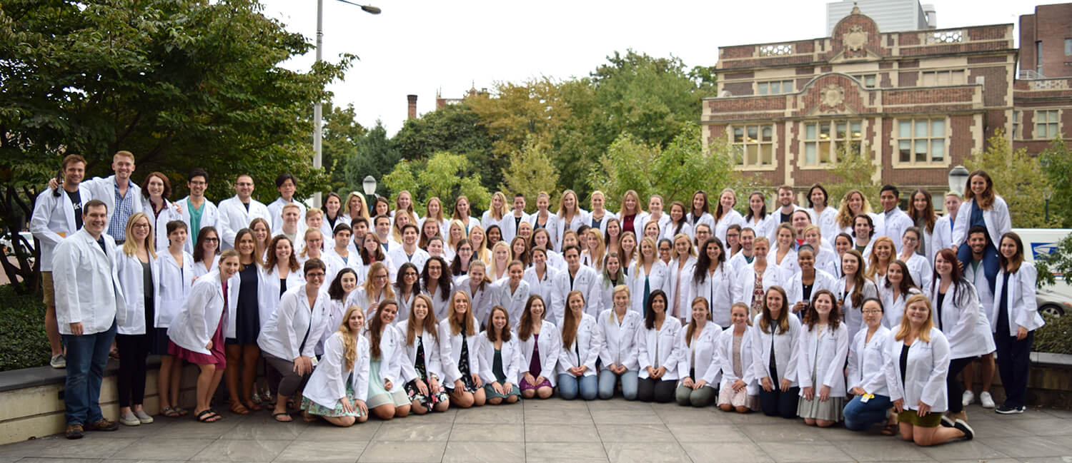 White Coat Ceremony for Class of 2020