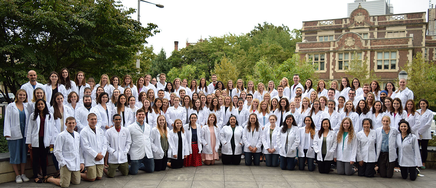 White Coat Ceremony, Penn Vet Class of 2021