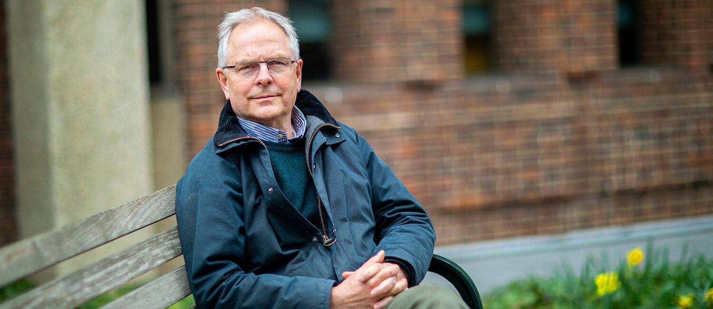 Dr. James Serpell, Professor of Ethics & Animal Welfare