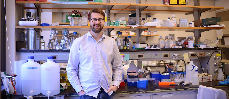 Dr. Andrew Vaughan, Penn Vet