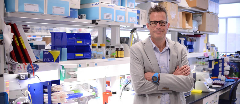 Gut cells sound the alarm when parasites invade