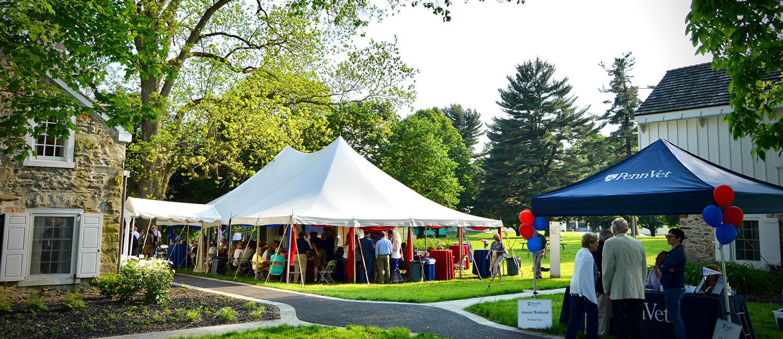 Alumni Weekend at Penn Vet