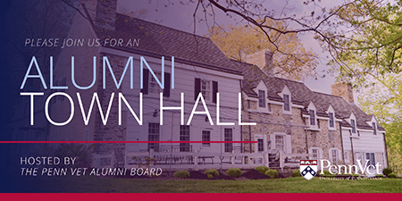 Penn Vet Alumni Virtual Town Hall