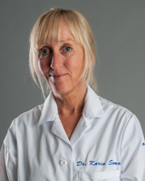 Karin Sorenmo, DVM, Penn Vet oncology