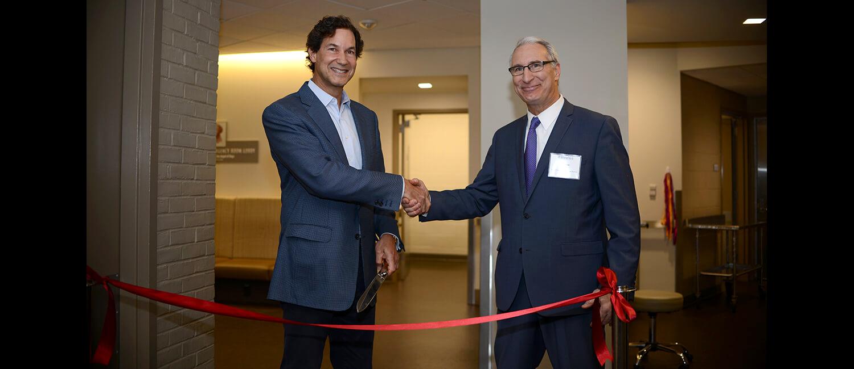 Ryan Hospital Opens Richard Lichter Emergency Room