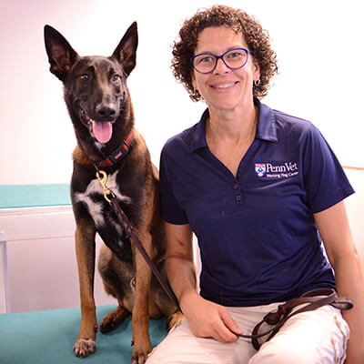Endowed named directorships are available for the Penn Vet Working Dog Center and for the Penn Vet Shelter Medicine Program.