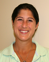 Dr. Nicole Scherrer, ophthalmology