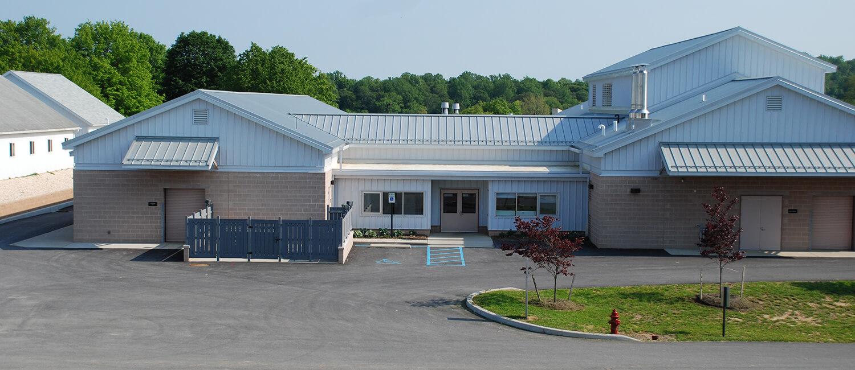 Moran Critical Care Center at New Bolton Center