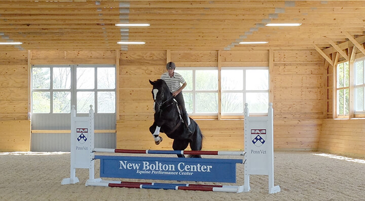 Indoor Evaluation Arena, New Bolton Center