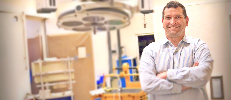 Meet Large Animal Surgeon Dr. David Levine