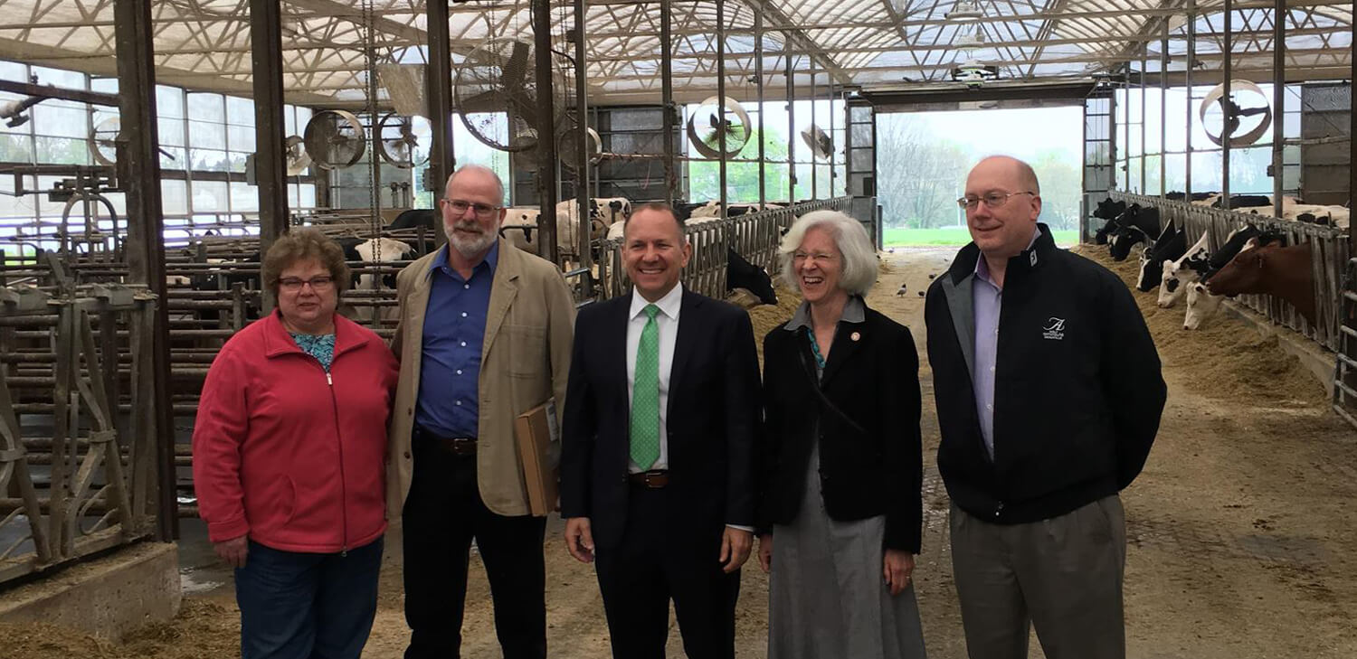 New Bolton Center supports our agriculture