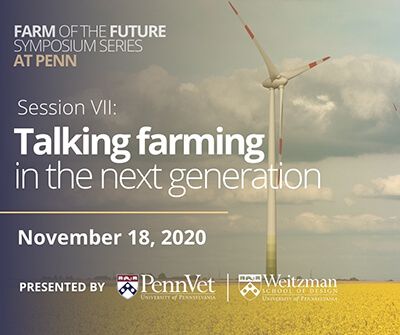 Farming and the next generation