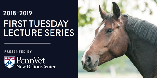 Register today for the First Tuesday Lecture Series!