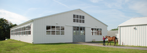 New Bolton Center, Equine Performance Evaluation Facility