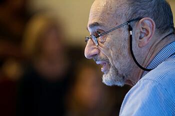 George Preti, of the Monell Chemical Senses Center.