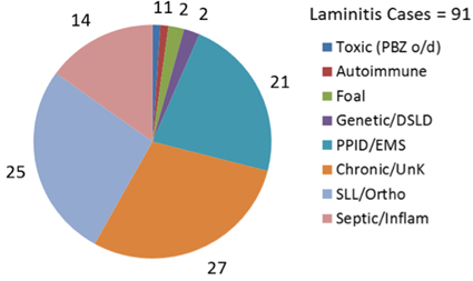 Laminitis Discovery Database, Figure 1