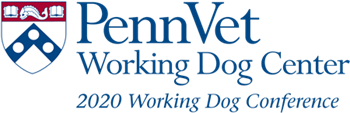 Penn Vet Working Dog Center 2020 Conference