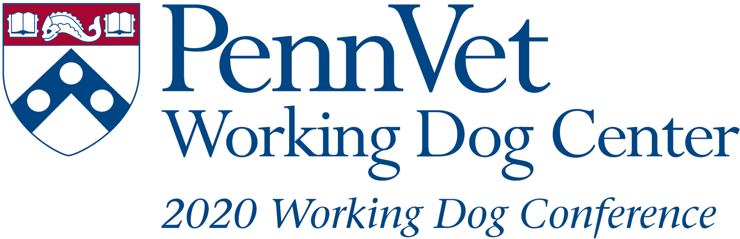PV Working Dog Center 2020 Conference