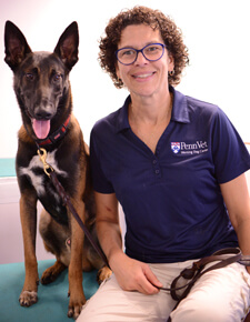 Dr. Cindy Otto, Penn Vet Working Dog Center
